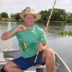Muss man gemacht haben: Fischen von Prianhas im Pantanal