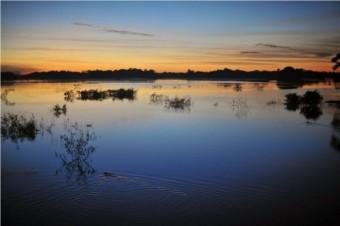 sonnenuntergang-pantanal