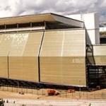 Arena Pantanal wegen Bauschäden gesperrt