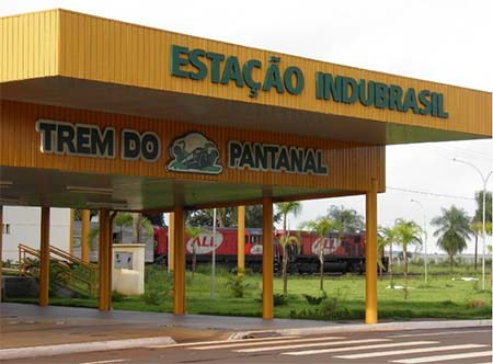station pantanal
