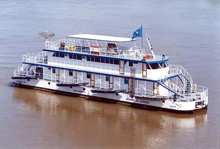 Cruzeiro no Pantanal