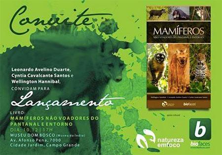 Pantanal Buch