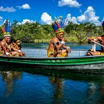 Parecis-Route vereint Kultur, Meditation und Sport in Campo Novo der Pareci Indios