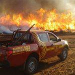 Trockener März führt zu Großbränden im Pantanal