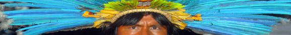 Bororo-Indio Mato Grosso