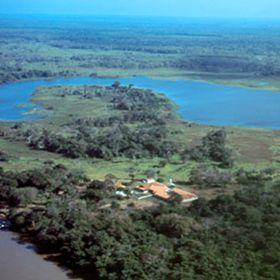 Refúgio Ilha do Caracará