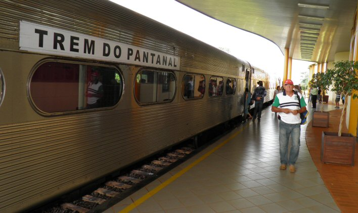 Trem do Pantanal